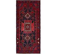 Link to 4' x 9' 2 Hamedan Persian Runner Rug
