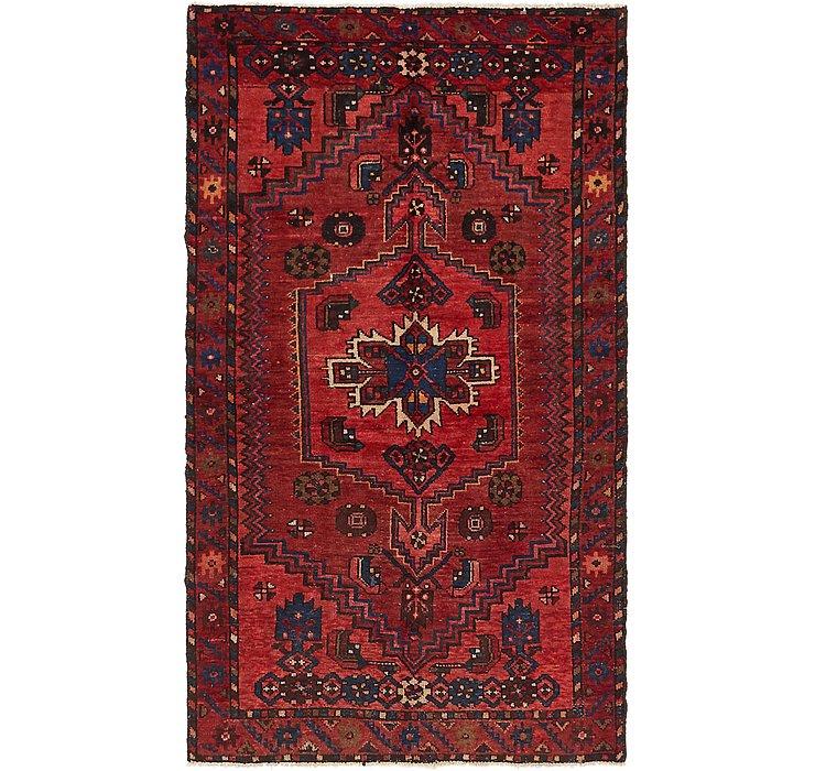 3' 8 x 6' 6 Hamedan Persian Rug