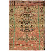 Link to 4' 2 x 6' Shiraz Persian Rug
