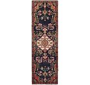 Link to 2' 4 x 8' Hamedan Persian Runner Rug