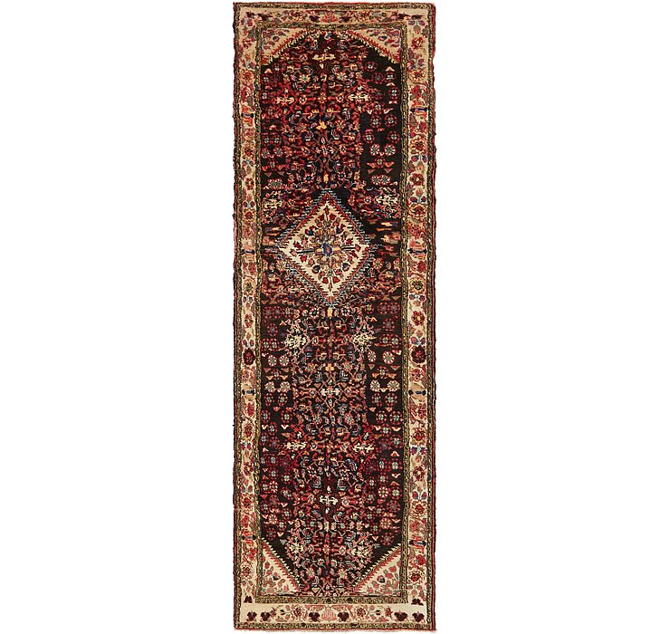 3' 7 x 12' Malayer Persian Runner ...