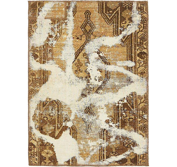 70cm x 97cm Ultra Vintage Persian Rug