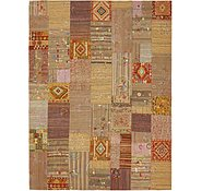 Link to 8' 8 x 11' 8 Kilim Patchwork Rug
