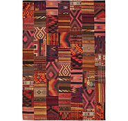 Link to 8' 2 x 11' 9 Kilim Patchwork Rug