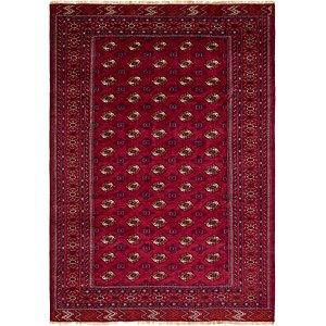 Unique Loom 9' x 13' Bokhara Oriental Rug