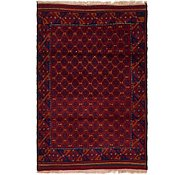 Link to 95cm x 152cm Balouch Persian Rug