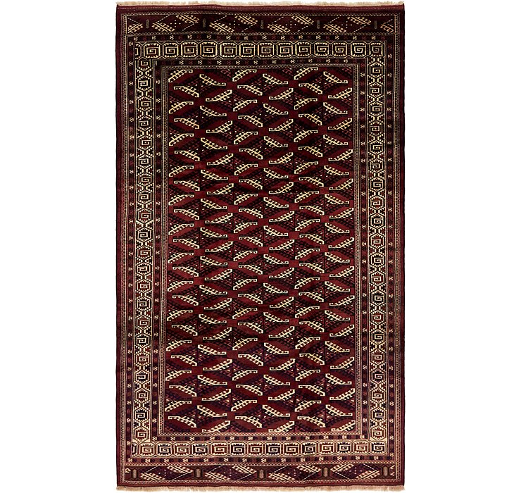 HandKnotted 7' 9 x 12' 10 Bokhara Rug