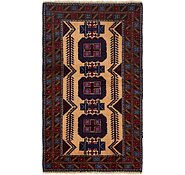 Link to 112cm x 193cm Balouch Persian Rug