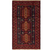 Link to 3' 7 x 6' Balouch Persian Rug