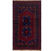Link to 107cm x 193cm Balouch Persian Rug