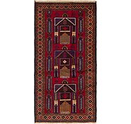 Link to 3' 6 x 6' 9 Balouch Persian Rug