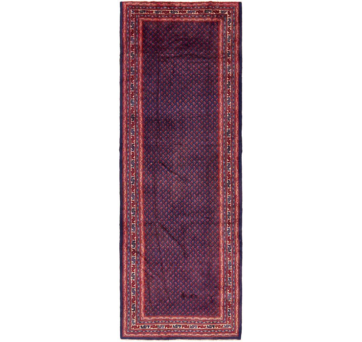 HandKnotted 5' x 14' 4 Mahal Persian Runner Rug