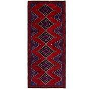 Link to 122cm x 285cm Chenar Persian Runner Rug