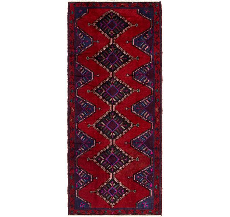 122cm x 285cm Chenar Persian Runner Rug
