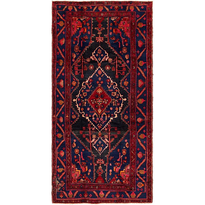 5' x 10' 6 Tuiserkan Persian Runne...