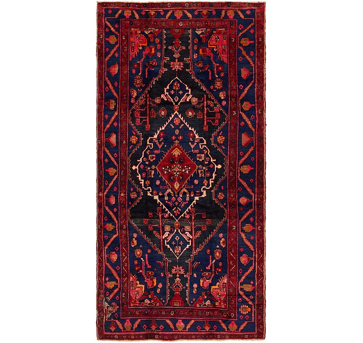 5' x 10' 6 Tuiserkan Persian Runne...
