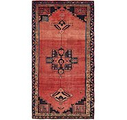 Link to 4' 7 x 9' 4 Shiraz Persian Runner Rug
