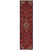 Link to 1' 10 x 8' Hossainabad Persian Runner Rug