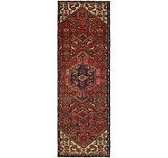 Link to 90cm x 295cm Hamedan Persian Runner Rug