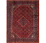 Link to 9' 7 x 12' 10 Mahal Persian Rug