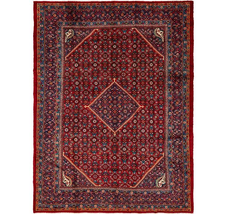 9' 7 x 12' 10 Mahal Persian Rug