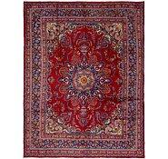 Link to 9' 7 x 12' 7 Mashad Persian Rug