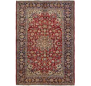 Link to 7' 5 x 11' 5 Isfahan Persian Rug