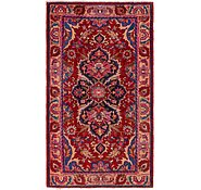 Link to 4' 6 x 7' 10 Borchelu Persian Rug