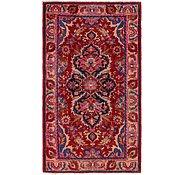 Link to 4' 6 x 7' 10 Borchelu Persian Rug