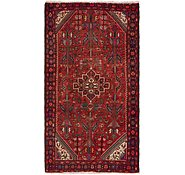 Link to 4' 8 x 8' 8 Hamedan Persian Rug