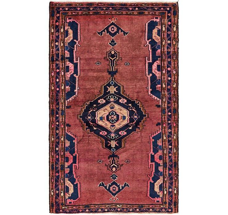 4' 2 x 7' Hamedan Persian Rug