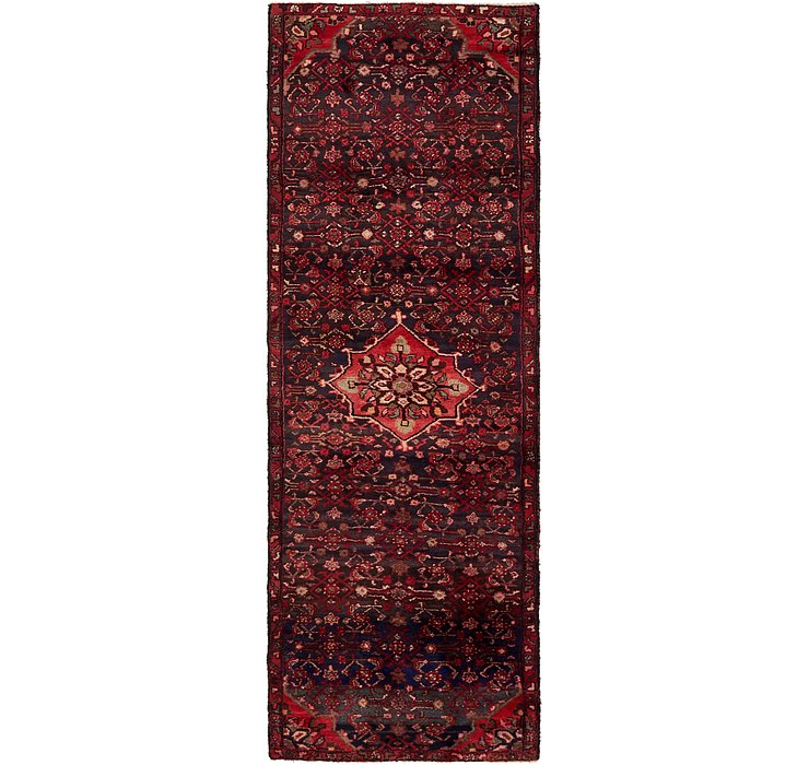 3' x 9' Koliaei Persian Runner ...