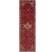 Link to 3' 3 x 10' 10 Hossainabad Persian Runner Rug