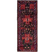 Link to 3' 10 x 10' Hamedan Persian Runner Rug