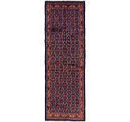 Link to 3' 7 x 10' 8 Farahan Persian Runner Rug