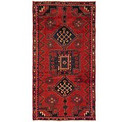 Link to 3' 5 x 6' 8 Hamedan Persian Rug