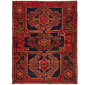 Link to 4' x 5' 2 Hamedan Persian Rug