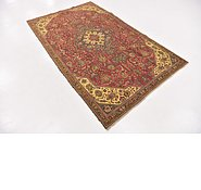 Link to 4' 10 x 8' Tabriz Persian Rug