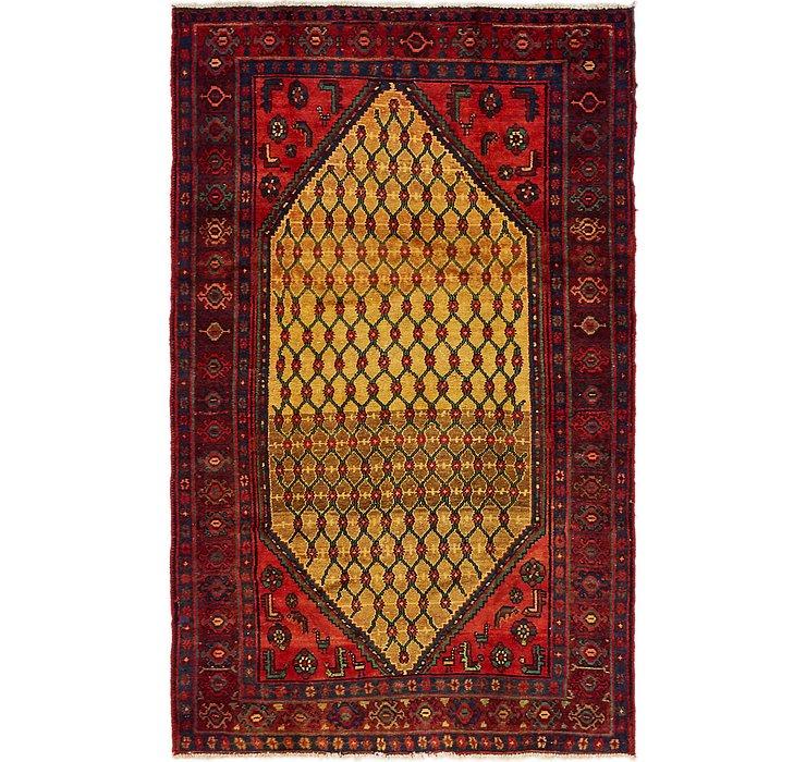 4' 3 x 6' 7 Songhor Persian Rug
