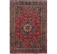 Link to 7' 9 x 11' 1 Mashad Persian Rug