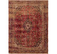 Link to 8' 8 x 11' 9 Mashad Persian Rug