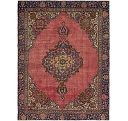 Link to 8' 10 x 11' 7 Tabriz Persian Rug