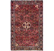 Link to 4' 4 x 6' 4 Hossainabad Persian Rug