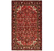 Link to 3' 5 x 5' 9 Hossainabad Persian Rug