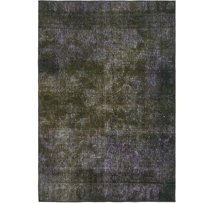 152cm x 218cm Ultra Vintage Persian Rug