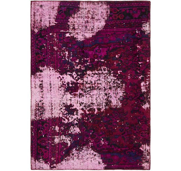3' 10 x 5' 6 Ultra Vintage Persian Rug