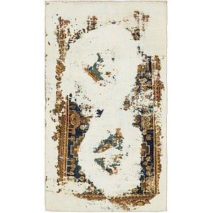 Unique Loom 3' 7 x 6' 5 Ultra Vintage Persian Rug