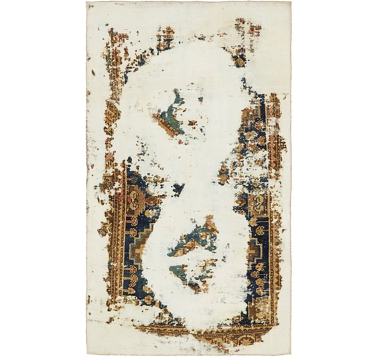 3' 7 x 6' 5 Ultra Vintage Persian Rug