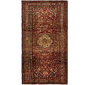 Link to 5' 2 x 9' 10 Hamedan Persian Runner Rug