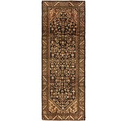 Link to 2' 10 x 8' 5 Hossainabad Persian Runner Rug